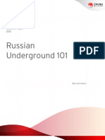 Russian Underground 101