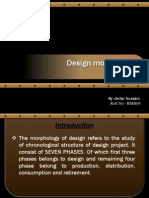 Design Morphology