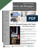 Bricks & Mortgages