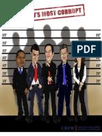 CREW's Most Corrupt Members of Congress 2012 - Scribd