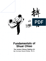Fundamentals of Shuai Chiao, The Ancient Chinese Fighting Art - Chi-Hsiu Daniel Weng 1984