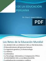 REALIDAD DE LA EDUCACIÓN PERUANA 2012