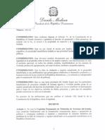 Decreto 624-12