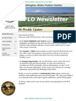 FLO Newsletter April 25 2012