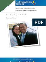 Informe a Junio 2012 de Obra en Consolidación - Manrique, Berlín - Distrito 22