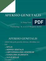 AFEKSIO GENETALIS