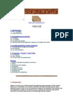 Consulta - Brico - Carpinteria - Curso de Talla en Madera