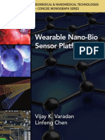 Wearable Nano-Bio Sensor Platform