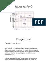 Diagrama Fe-C y Sus Aleaciones