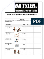 Pha Muscle Sculpting Workout 3