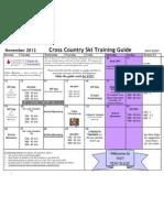 training guide 12-13 nov 10-jan 12