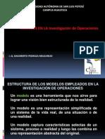 MODELOS en Investigacion de Operaciones