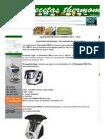 Imprimir - Equivalencias-Thermomix-TM31-TM21 Recetas Thermomix Clubcocinafacil Telf 971236729