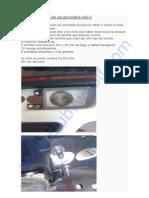 Asegurar antiniebla Mk3