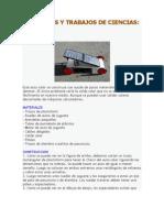 Proyectos y Trabajos de Ciencias