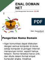Presentasi 3. Mengenal Domain -Rev1