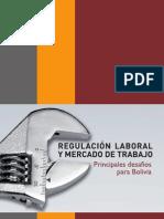 Regulación laboral y mercado de trabajo, principales desafíos para Bolivia