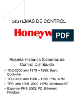 SistemasdeControl Honeywell