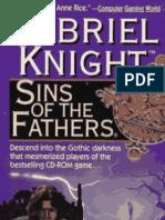 Jane Jensen - Gabriel Knight - Sins of the Fathers - Novel