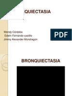 BRONQUIECTASIA 2