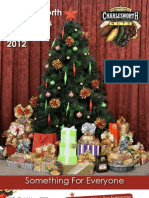 2012 Charlesworth Nuts Christmas Gift Guide