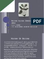 Beijing Culture Immersion Trip 2012_NEW纬霖