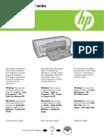 Manual de Instalacion Impresora Deskjet D4380