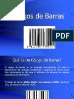 Codigos de Barras Exposicion