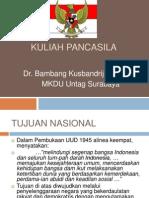 kuliah Pancasila 1