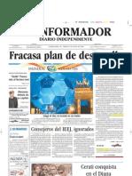 09-06-2006 Fracasa Plan de Desarrollo