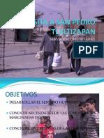 Visita a San Pedro Tlaltizapan