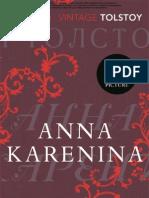 November Free Chapter - Anna Karenina by Leo Tolstoy