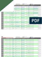 Schedule Ohsas & Iso14001