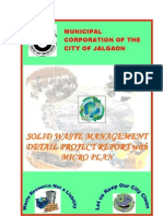 Solid Waste Management DPR
