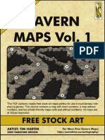Cavern Maps Vol #1