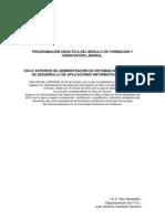Programac Fol ASIR 2012-13