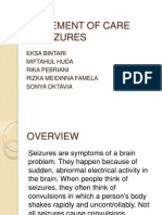 Management of Care for Seizures