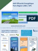 VERTICAL M2M pour AAP Efficacité Energétique Paris Région LABS-1