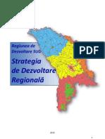 Strategia de Dezvoltare Regională Sud revizuită