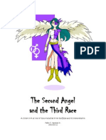 Revelation 8-2 the Second Angel and the Third Race
