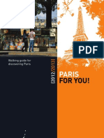 Paris for you (in english)