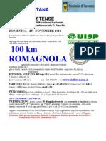 Gara Voltana 100 Km 2012