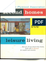 Second Homes for Leisure Living