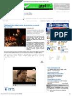 09-11-12 Grupo Formula - Talento artístico aleja jóvenes de problemas sociedad_ Moreno Valle