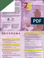 Semana contra la violencia de Género en Coslada 25 Noviembre 2012 13