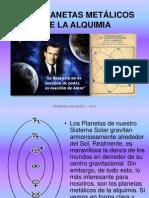 VM SAW LOS PLANETAS METÁLICOS DE LA ALQUIMIA