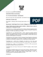 PORTARIA 01 APURAR ABUSO PODER ECONOMICO  CAMPANHA EM MOSSORÓ