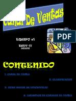 Canal de Venta - Diapositivas