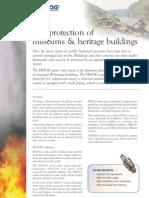 Hifog Leaflet, Heritage Buildings, English