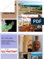 Archaeological Roundtrip 5Days